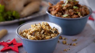 The Perfect Irish Christmas - Stuffing by Kevin Dundon