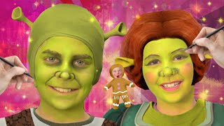 The Shrek Face Paint Song | We Love Face Paint