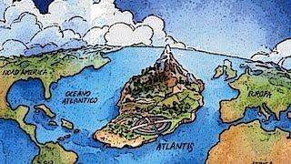 La Atlantida La Ciudad Perdida