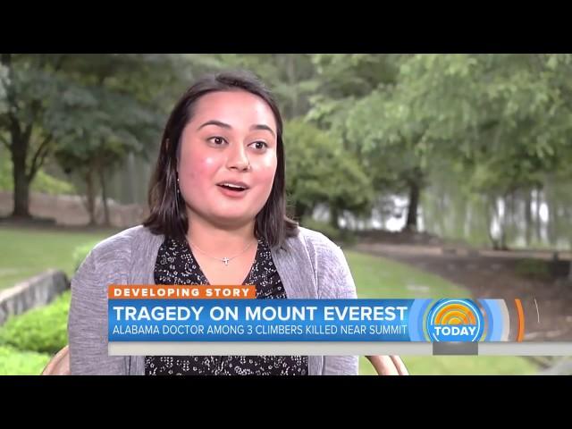 Alabama doctor among 3 people killed on Mount Everest