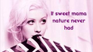 Christina Aguilera - I Hate Boys (With Lyrics) HD