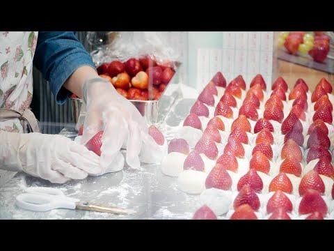 Tsukiji Fish Market Street Food∥築地場外市場で食べ歩き∥Japanese Street Food