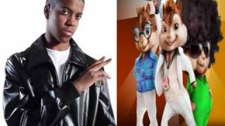 Chipmunk ft N-Dubz lose my life alvin nd chip style.wmv