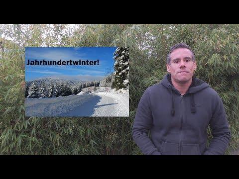 Der Schwachsinn mit den Wintervorhersagen