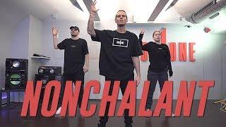 "6lack ""NONCHALANT"" Choreography By Daniel Fekete"