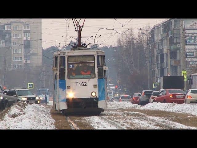 65 лет «Ангарскому трамваю»!