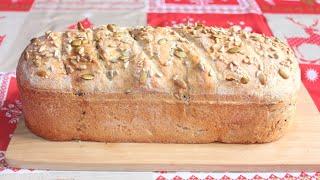 შვრიის პური ბუნებრივი საფუარით