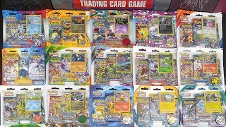pokemon cards double ex mystery figure cube opening Самые