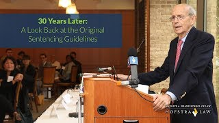 30 Years Later: A Look Back at the Original Sentencing Guidelines