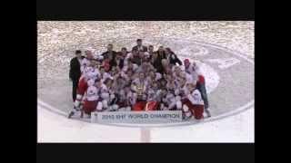 KABÁT - hokej MS ČR - BROUSÍME NOŽE