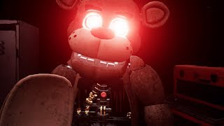 THERE IS SOMETHING TERRIBLY WRONG WITH FREDDY | Five Nights At Freddy's VR: Help Wanted PART 4