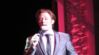 Clay Aiken Winter Wonderland Milwaukee 12-16-12. video by toni7babe