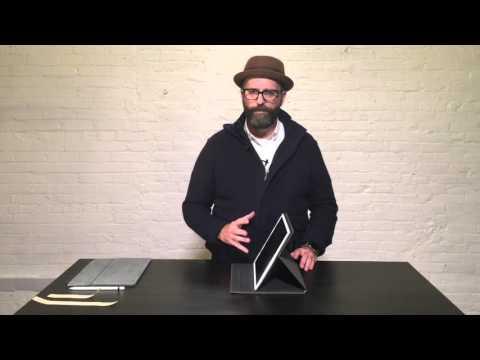 Contega Thin iPad Pro 12.9 Case Video