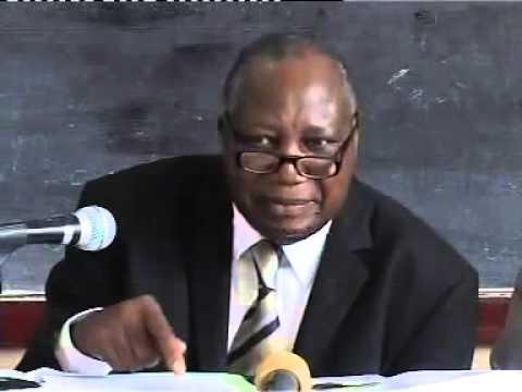 Obenga: L'état fédéral de l'Afrique noire, la seule issue (Kinshasa, juin 2012) #africain #afrique #stoplablague