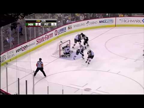 Sidney Crosby vs. Marek Zidlicky