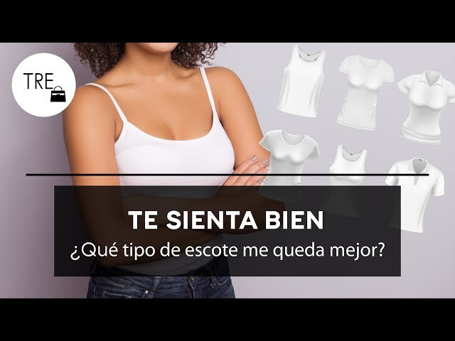 TIPOS DE ESCOTE: QUÉ ESCOTE TE QUEDA MEJOR SEGÚN TU CUERPO | Trendencias