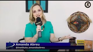 Entrevista no Programa da Amanda Abreu