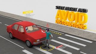 SAFE STEPS Road Safety: Pedestrians