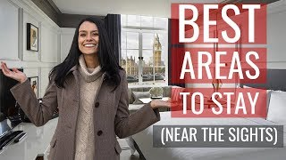 Best Areas to Stay in London (Near the Attractions 🎡)   Book Your London Hotel series
