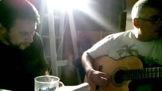 preview picture of video 'guitarreando en vacaciones (villa de soto, Cordoba)'