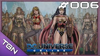 DC Universe Online - Let's Play Rage #006 - Giganta penetrated!