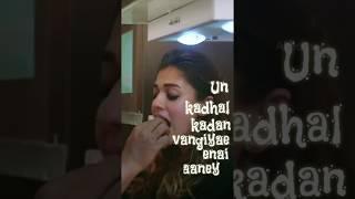Neeyum naanum anbe | Imaika nodigal | WhatsApp status | vertical version