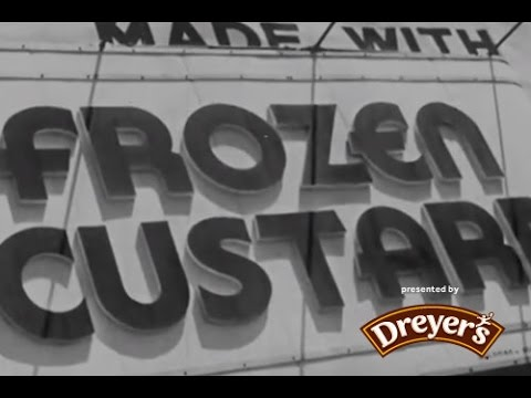 Video Don't Call It Ice Cream: The History of Frozen Custard, with Serious Eats and Dreyer's