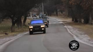 Джиперы Алматы . Покатушка на плато Ассы 17.12.2016