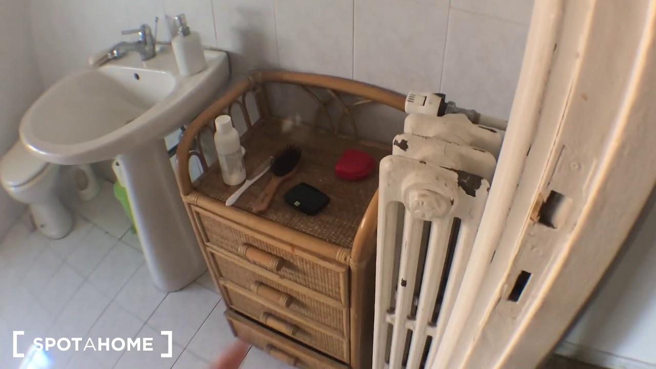 Double bed in Room in 1-bedroom apartment with 2 balconies for rent in Monteverde