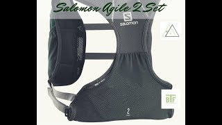Salomon agile 2 set