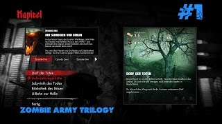 Let´s Play - Zombie Army Trilogy #1 Dorf der Toten