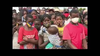 Jovem India Resgatou cerca de 200 pessoas no Distrito de Buzi