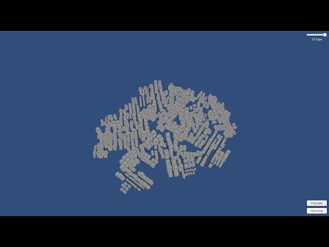 Prototype] Procedural City Generation - Make Games South Africa