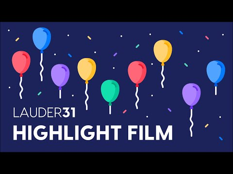 Lauder 31 – Highlight Film