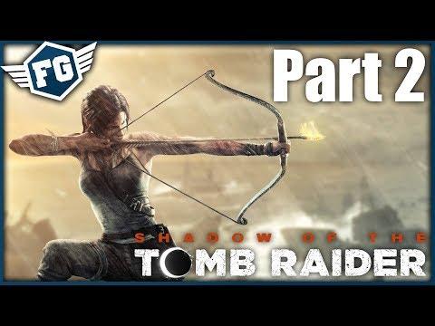 BOJ S JAGUÁREM - Shadow of the Tomb Raider #2