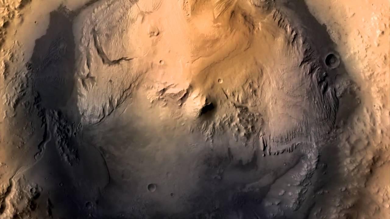 Watch Star Trek's Captain Kirk Or Wesley Crusher Explain Curiosity's Mars Landing