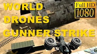 World Of Drones Gunner Strike Game Review 1080P Official Hgamesart