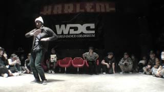 YOSUKE JUDGE DEMO / FUNKY CHICKEN 2017 DANCE BATTLE