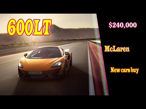 Amazing 2019 Mclaren 600lt Price Auto Spyshots Video