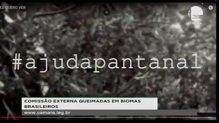 Queimadas - Comissão promove debate sobre saúde das populações afetadas por queimadas - None