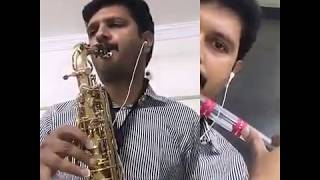 Ye raat ye chandni fir kahan- Saxophone and Flute -The Golden Notes - Download this Video in MP3, M4A, WEBM, MP4, 3GP