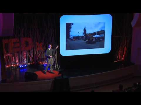 How to build a better block: Jason Roberts at TEDxOU