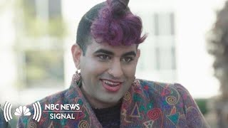 Nico Tortorella, Alok Vaid-Menon On Trump Administration's Transgender Proposal | NBC News Signal