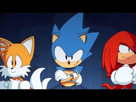 Sonic Mania Gameplay Trailer thumbnail