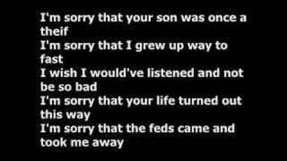 Sorry, put the blame on me - Akon with lyrics