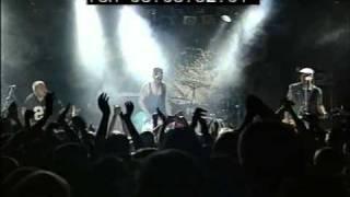 THE BATES - Bates Motel _&_ I Don't Wanna Love You - Live: 23.04.1998