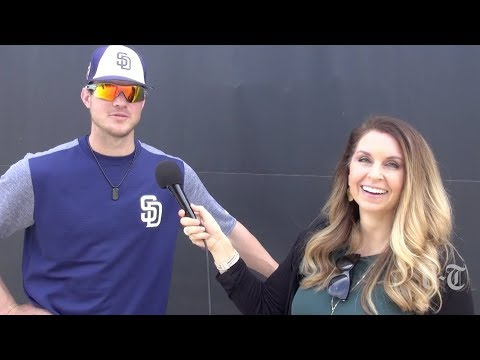 "Wil Myers Talks Mental Strength & Not Being ""The Guy"" 