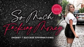 Affirmation Video for Money and Success by Amanda Frances