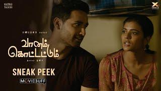 Vaanam Kottattum - Moviebuff Sneak Peek 02   Mani Ratnam   Dhana   Sid Sriram   Madras Talkies