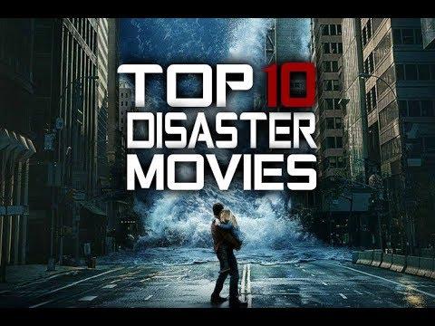 Top 10 Disaster Movies (видео)